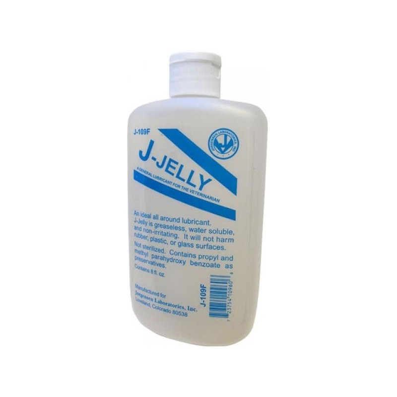 J-Jelly Lube (8oz)   Bent Ltd