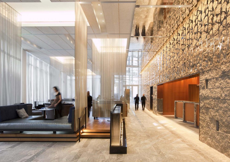 W Hotel Boston  Bentel  Bentel ArchitectsPlanners AIA