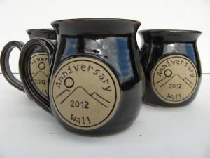 Named mugs