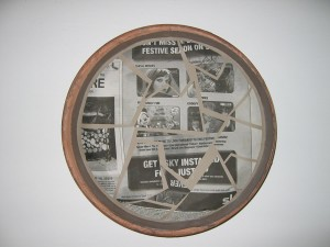 newspaper resist plate