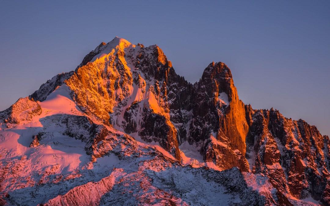 Aiguille Verte – Grands Montets Ridge