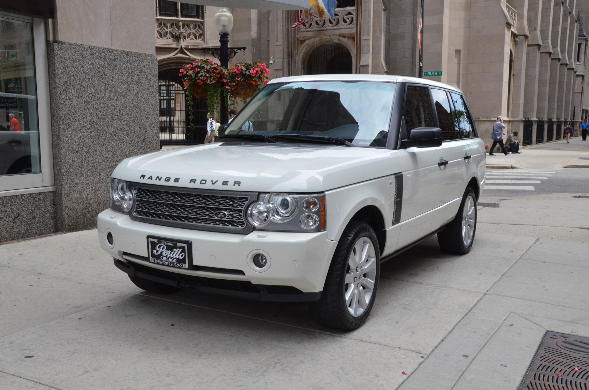2007 Land Rover Range Rover Supercharged Stock GC1432 for sale