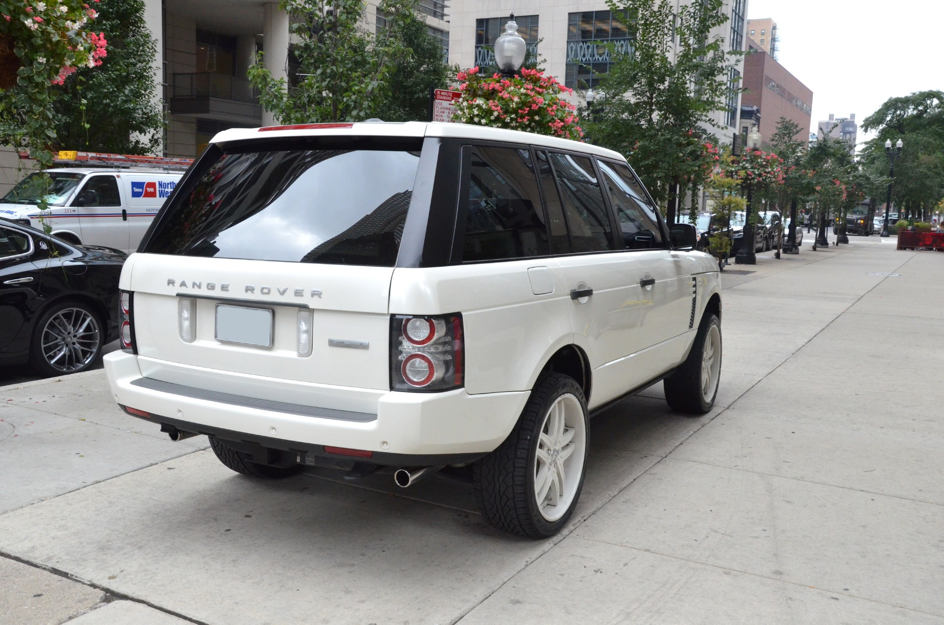 2010 Land Rover Range Rover Supercharged Stock for sale