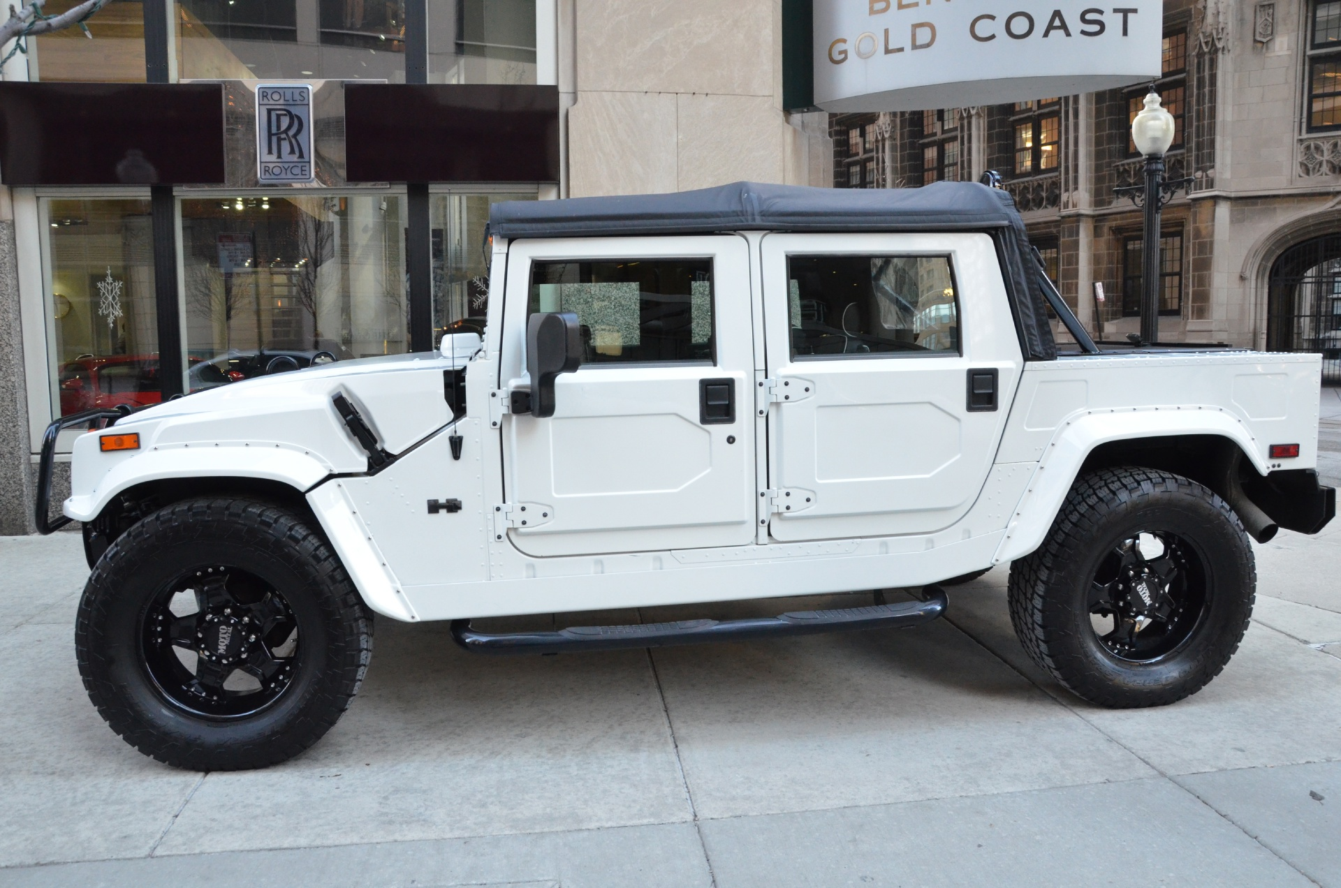 2006 HUMMER H1 Alpha Open Top Stock GC1219AB for sale near