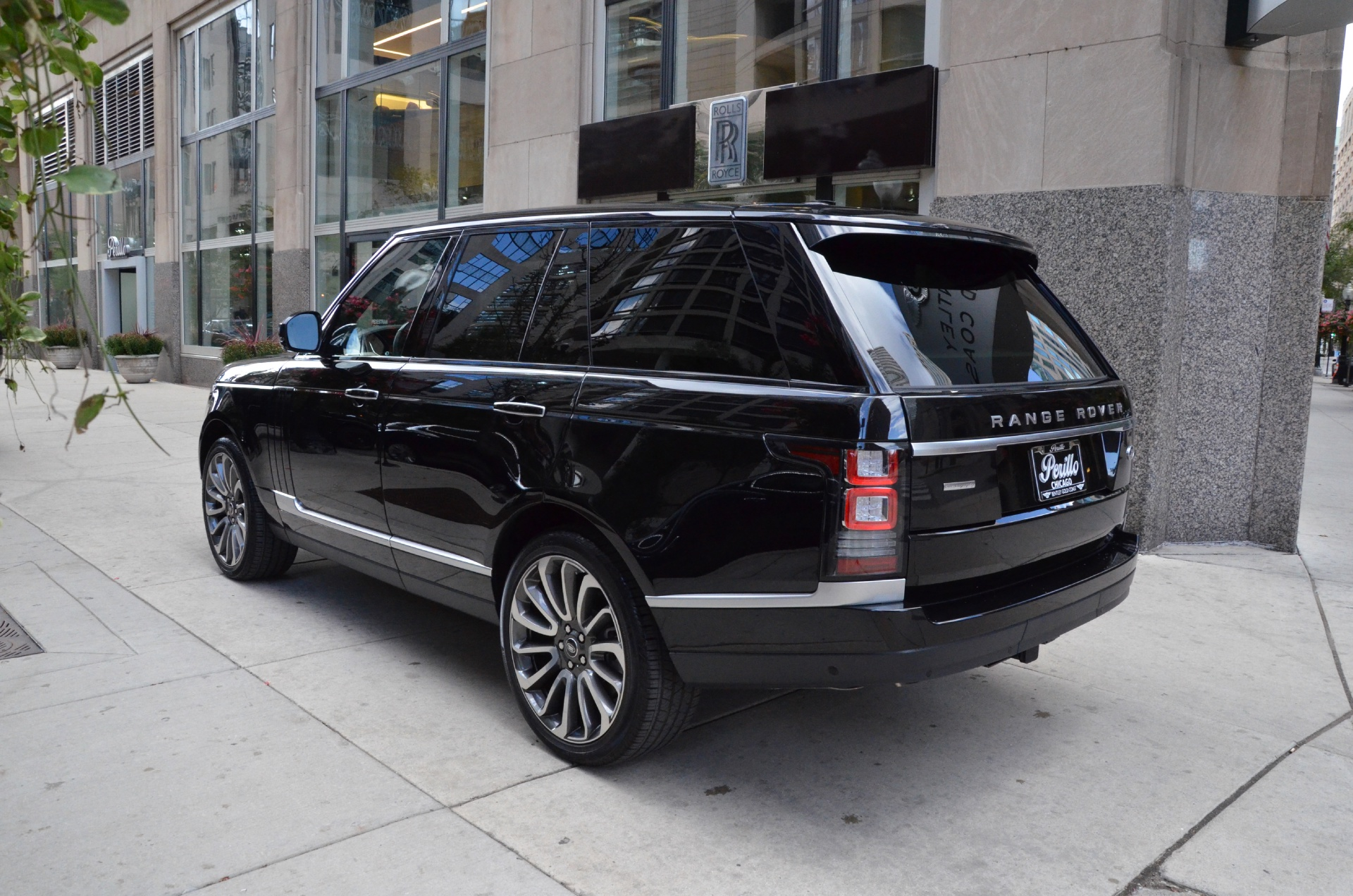 2014 Land Rover Range Rover Autobiography Stock GC1529 S for