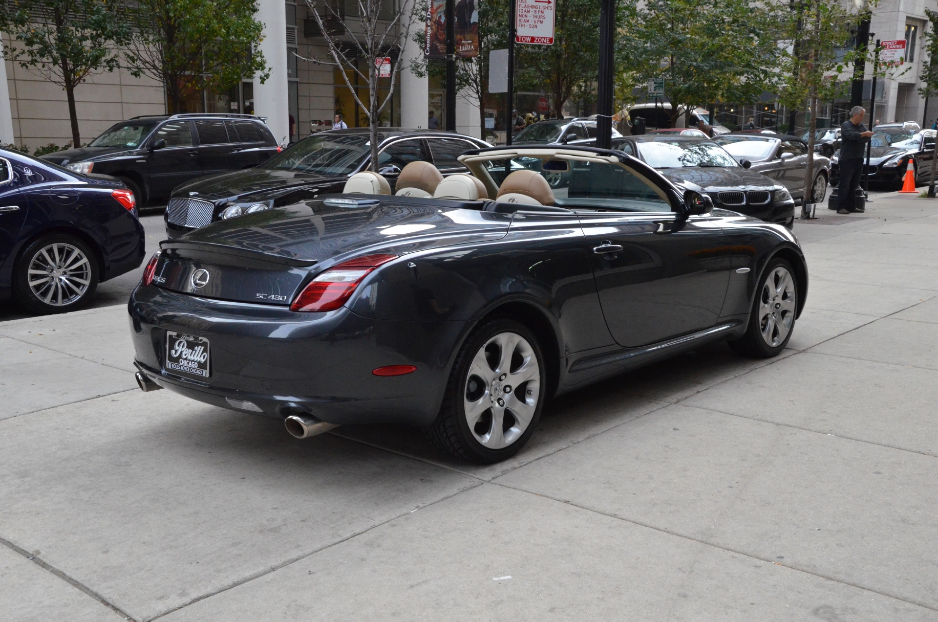 2008 Lexus SC 430 Stock GC1505B for sale near Chicago IL