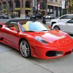 2009 Ferrari F430 Spider Stock B706a For Sale Near Chicago Il Il Ferrari Dealer