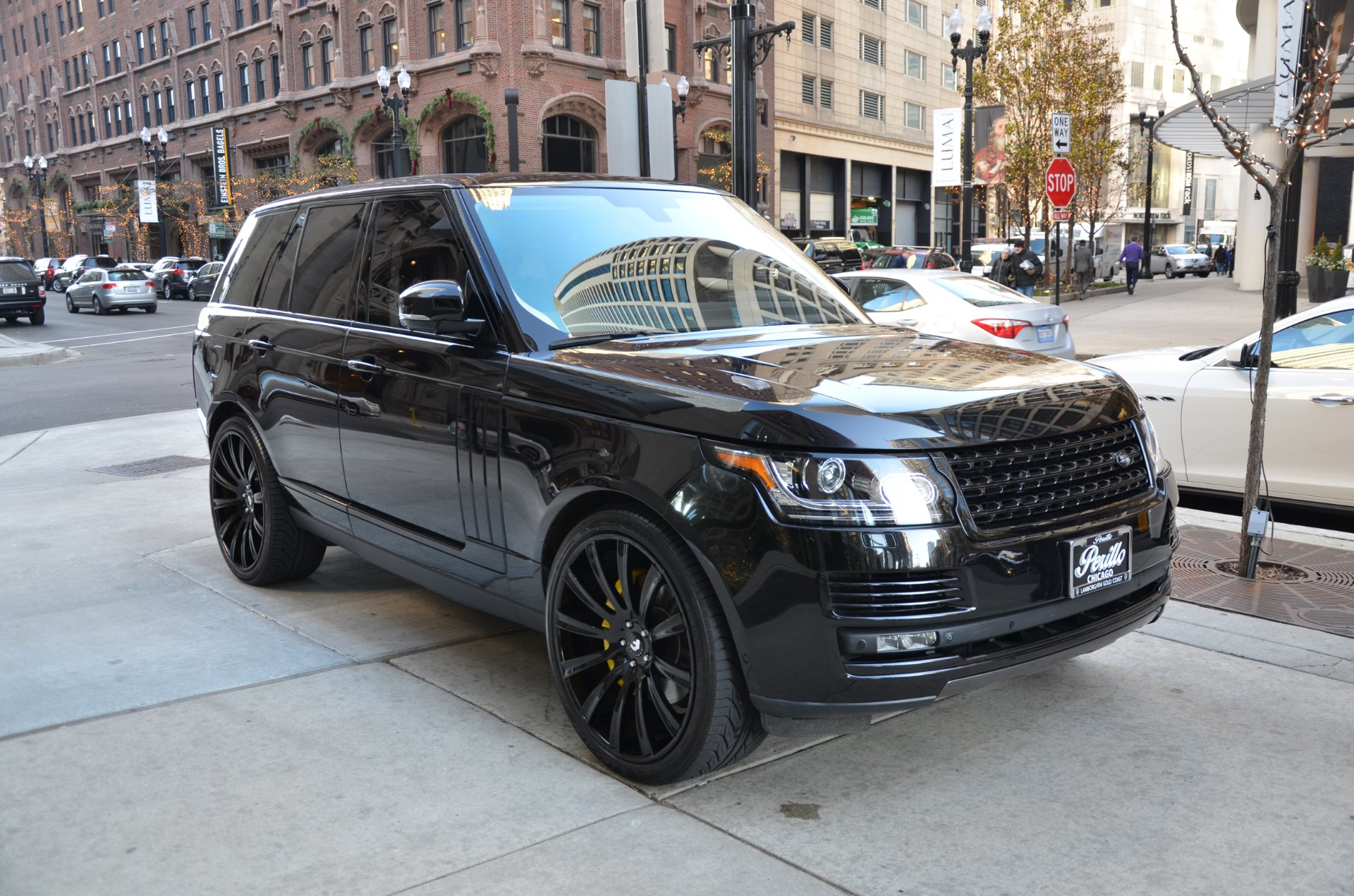 2013 Land Rover Range Rover Supercharged Stock GC1663AA for sale