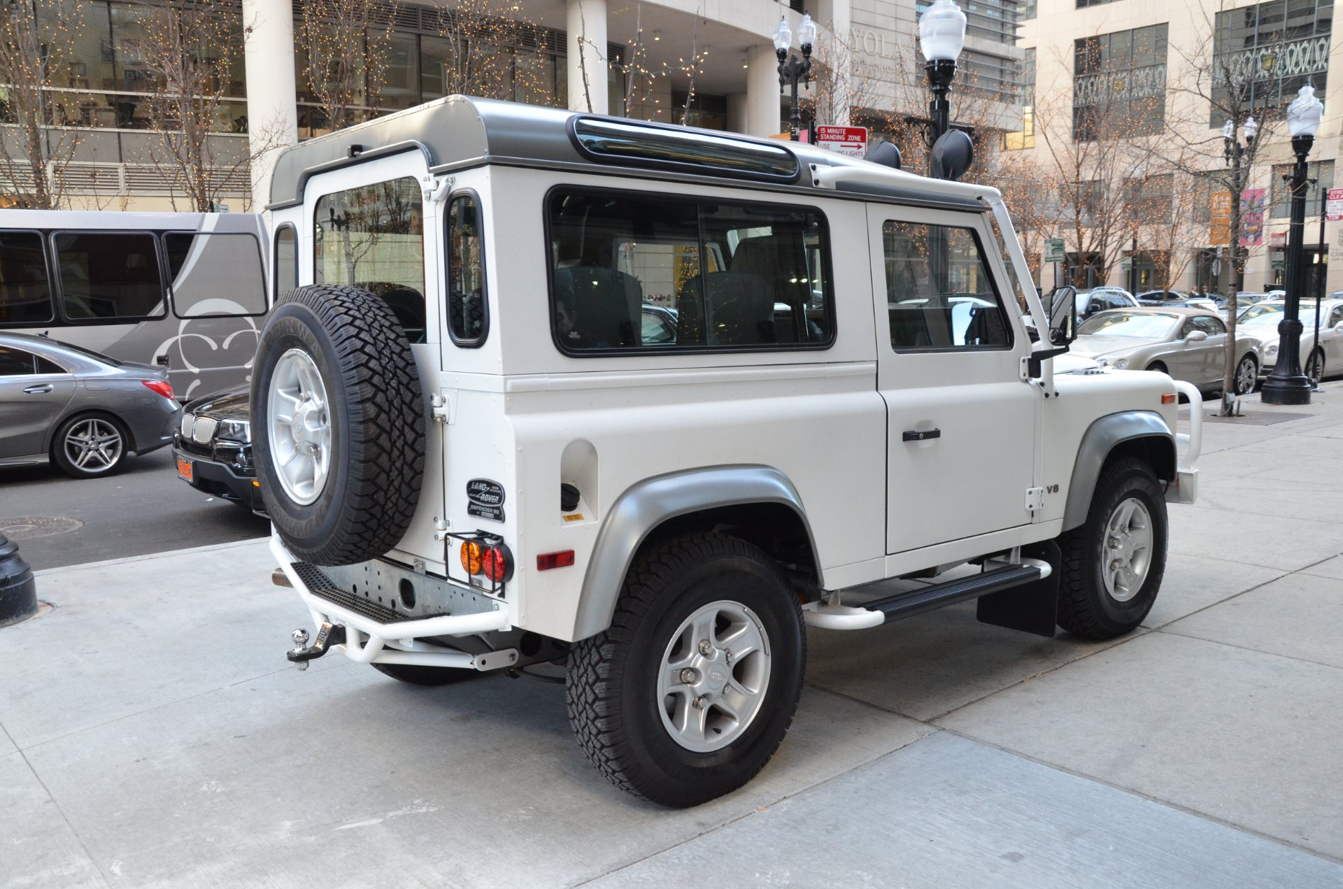 1997 Land Rover Defender 90 Stock GC TARIQ13 for sale near