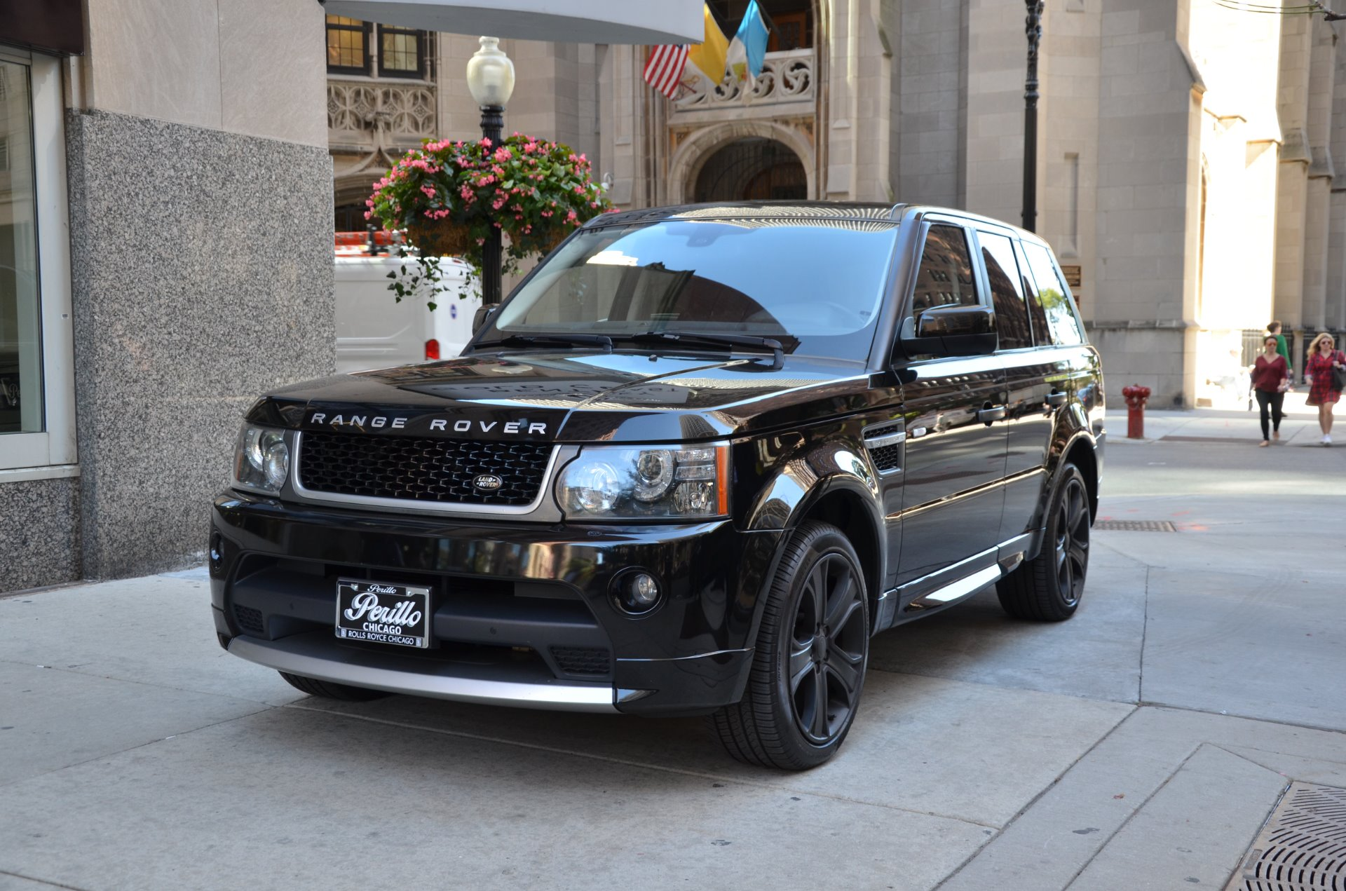 2011 Land Rover Range Rover Sport HSE Stock B812AA for sale near