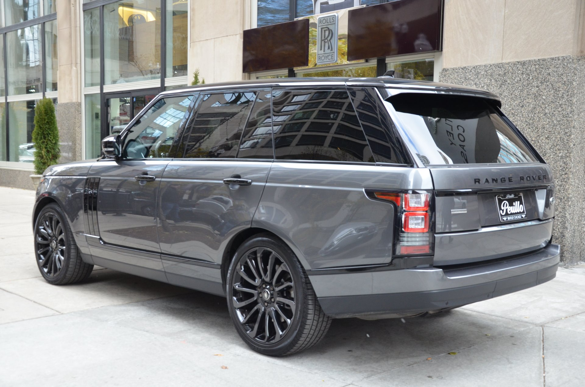 2016 Land Rover Range Rover Supercharged Stock B867A for sale