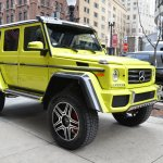 2017 Mercedes Benz G Class G550 4x4 Squared Stock 75912 For Sale Near Chicago Il Il Mercedes Benz Dealer