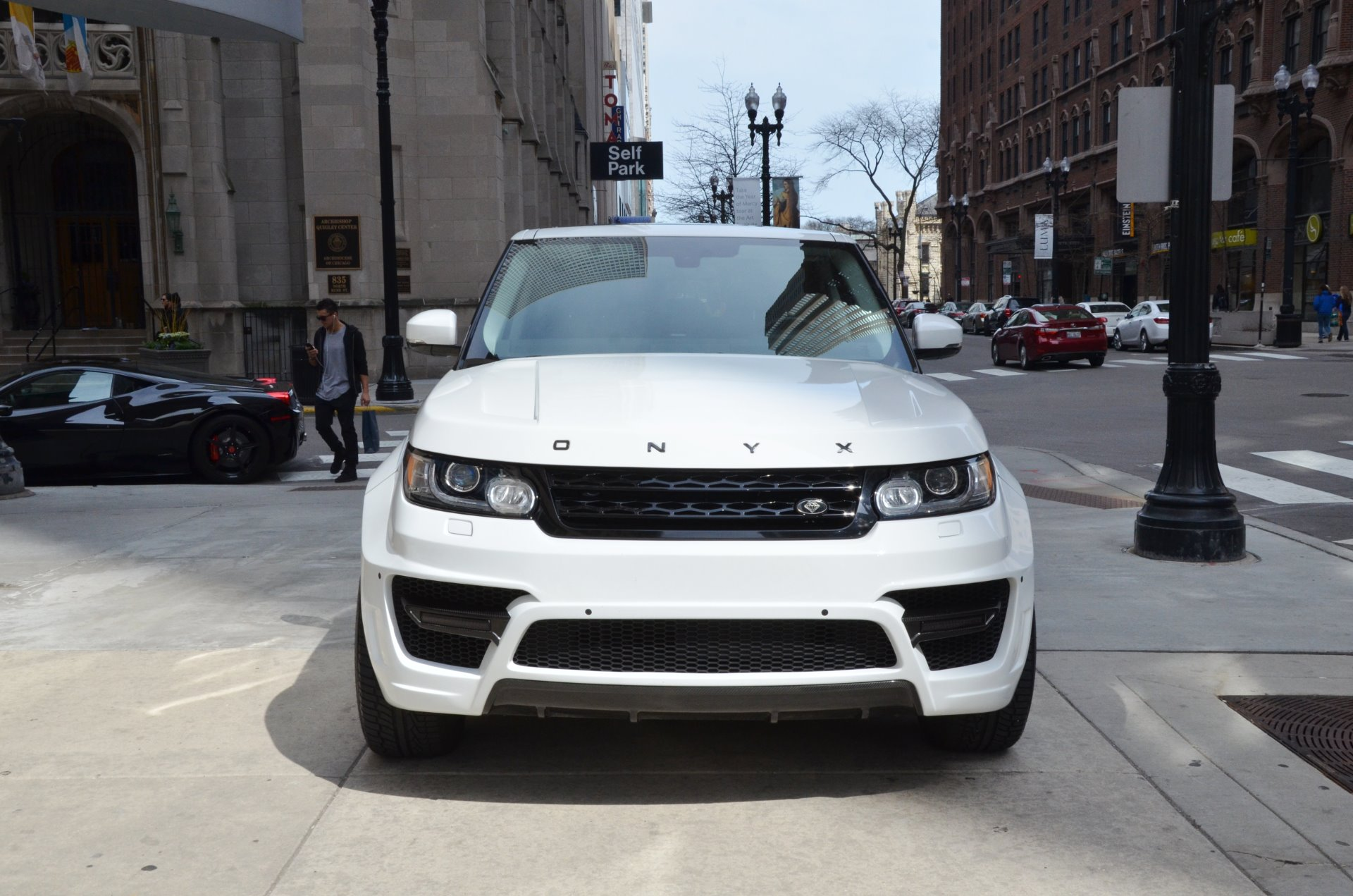 2014 Land Rover Range Rover Sport Supercharged Stock R328AB for
