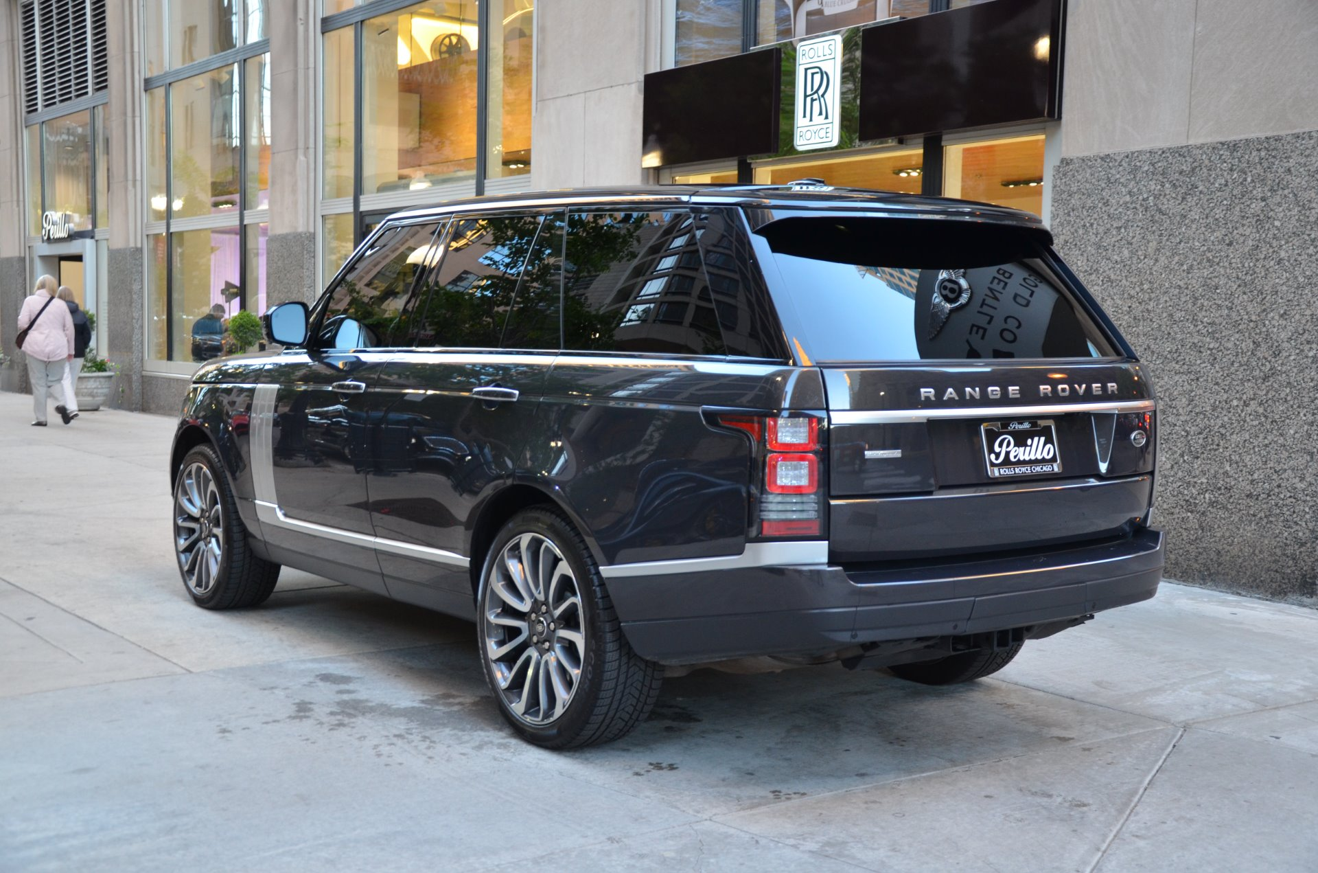 2014 Land Rover Range Rover Autobiography Stock R404AA for sale
