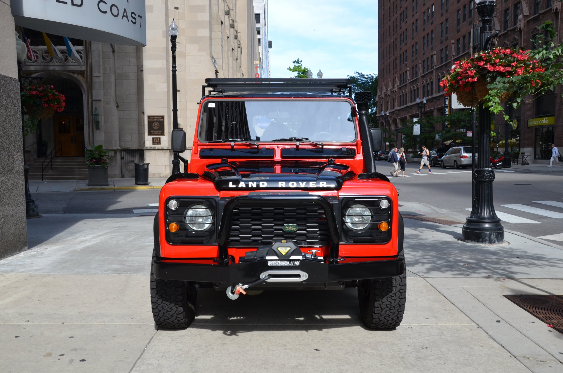 1990 Land Rover Defender 110 4WD Stock for sale near
