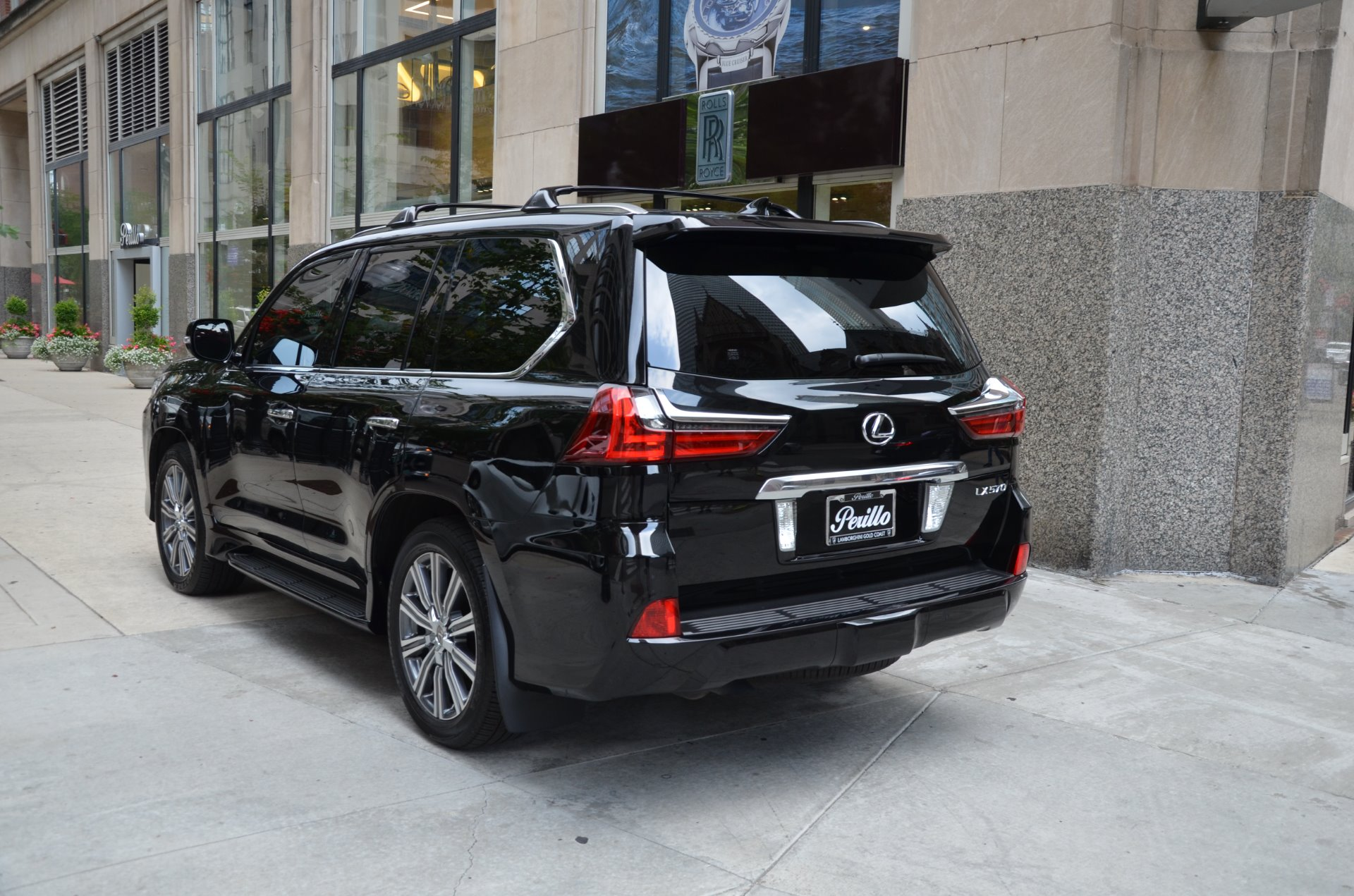 2017 Lexus LX 570 Stock B942A for sale near Chicago IL