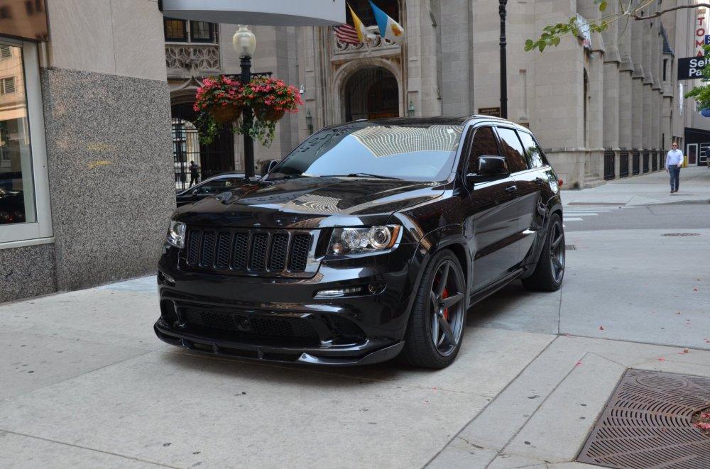 medium resolution of used 2012 jeep grand cherokee srt8 chicago il