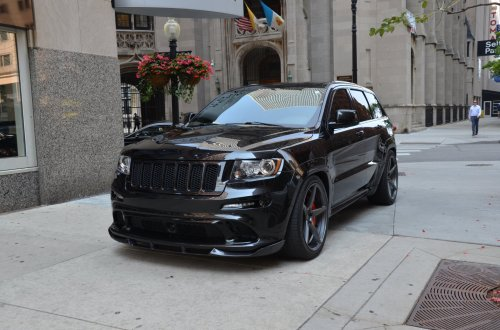 small resolution of used 2012 jeep grand cherokee srt8 chicago il