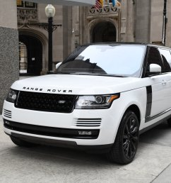 used 2016 land rover range rover supercharged lwb chicago il [ 1920 x 1280 Pixel ]