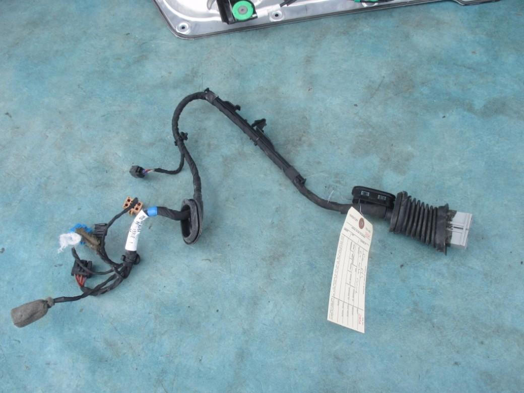 bentley flying spur wiring diagram 2003 nissan frontier headlight right rear door wire harness used