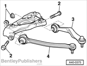 Audi A4 Service Repair Manual 2002-2008 (Bentley