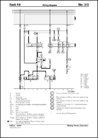 Audi A4 Radio Wiring Diagram