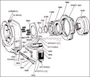 Jaguar XJ6 Series 2 Spare Parts Catalogue: 1972-1979