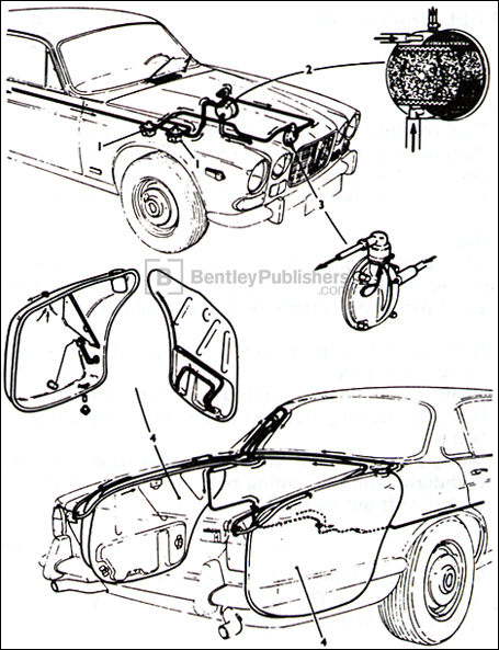 Jaguar Xj6 Series 2 Wiring Diagram : 34 Wiring Diagram