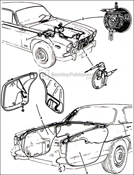 1973 jaguar xj6 wiring diagram