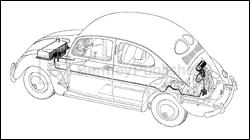 VW  Volkswagen Repair Manual: Types 11, 14, and 15: 19521957  Bentley Publishers  Repair