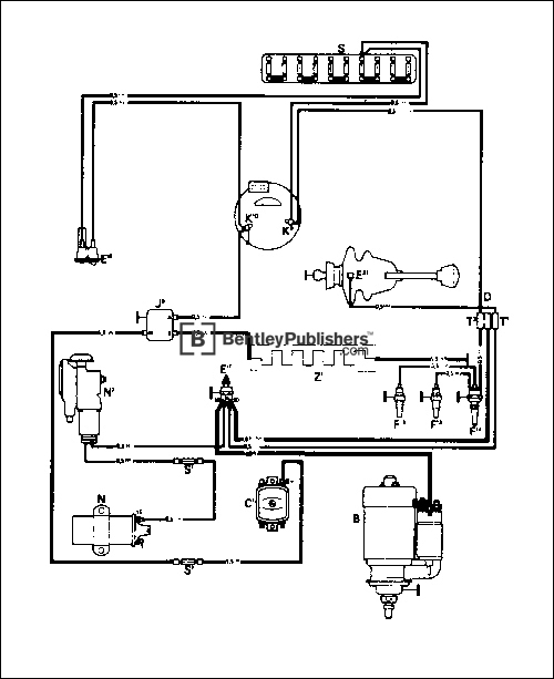 Wiring Diagram Alternator On 1966 Vw : 36 Wiring Diagram