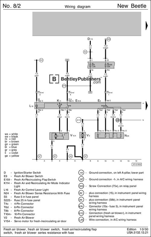 2000 Vw Beetle Wiring Diagram: volkswagen beetle wiring diagram at sanghur.org