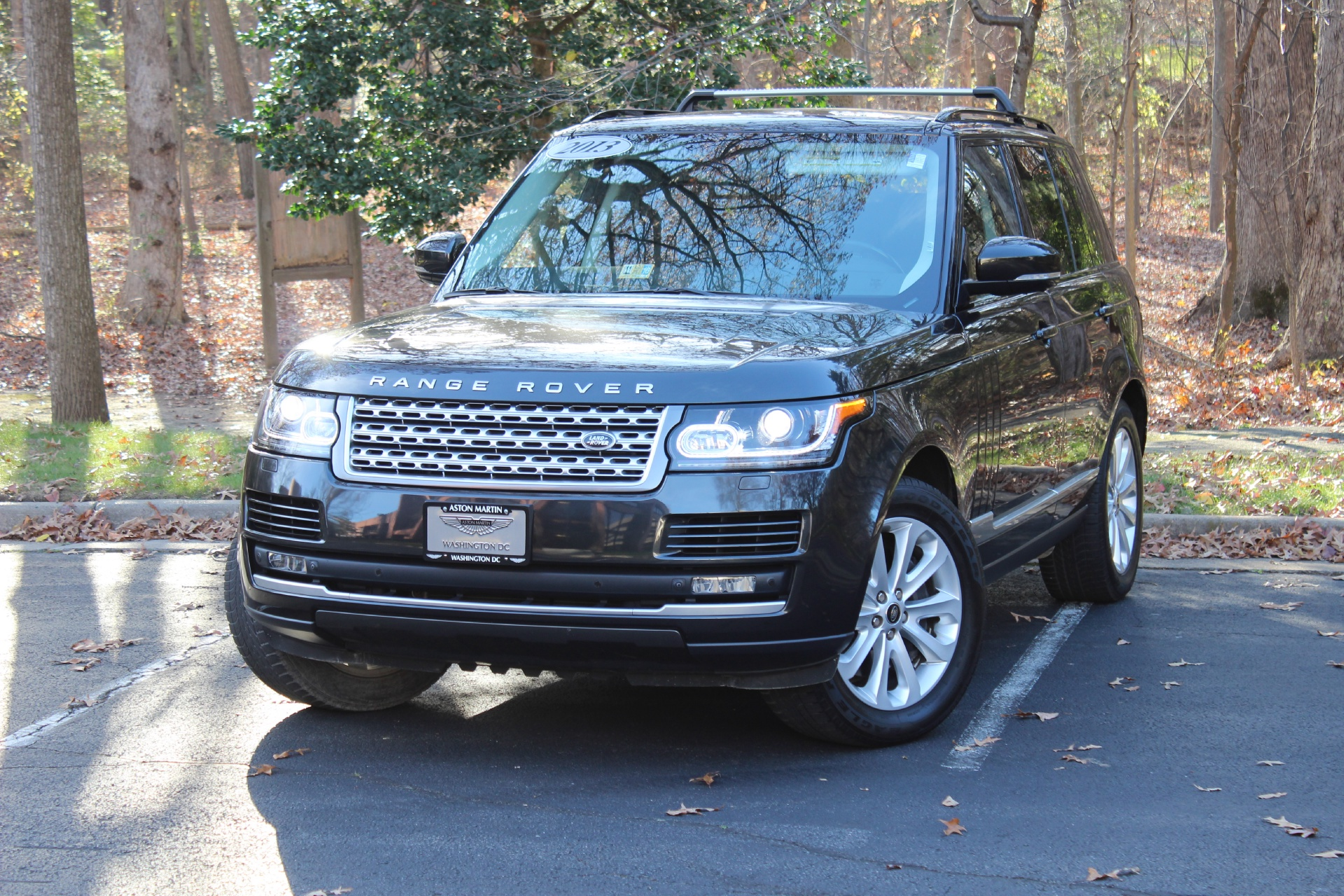 2013 Land Rover Range Rover HSE Stock C for sale near