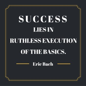 Success Eric Bach