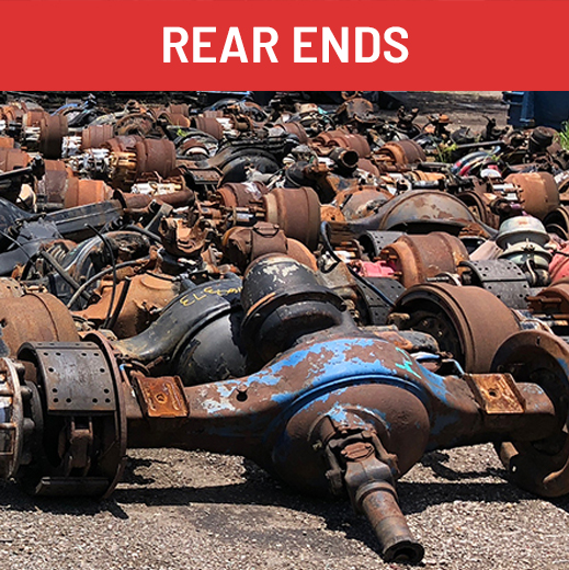 ON SALE NOW! Used Rear Ends and Assemblies | Ben Truck Parts |