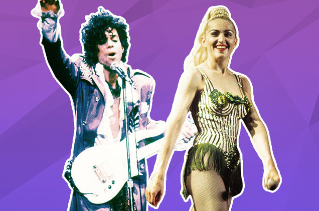 Madonna will be honoring Prince at the 2016 Billboard Music Awards