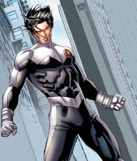 NorthStar was the first gay superhero to come out in a mainstream comic book (1992's Alpha Flight #106) and he made history again 20 years later when he tied the knot with his husband, Kyle, in first same-sex wedding to take place in the Marvel Universe.  (Astonishing X-Men #51).