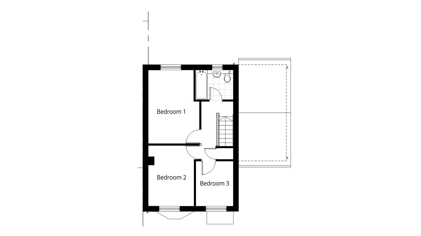 Architectural plans drawings for Swindon Borough Council