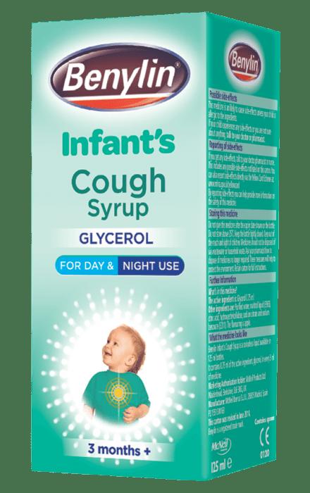 BENYLIN® Infant's Cough Syrup - BENYLIN® UK