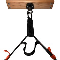 The Silencer Heavy Bag Mounting System - Martial Arts ...