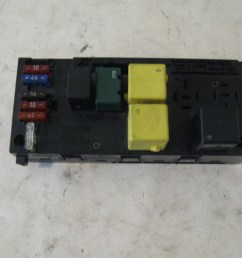 fuse box and relays mb p n 0025451901 mercedes w210 [ 1152 x 864 Pixel ]