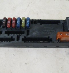 overload protection relay fuse box mercedes w210 0005400072 [ 1152 x 864 Pixel ]