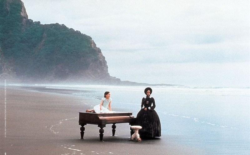 La Leçon de piano : Affiche