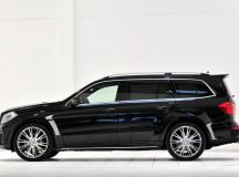 Mercedes-Benz GL63 AMG Given A Makeover By Brabus ...