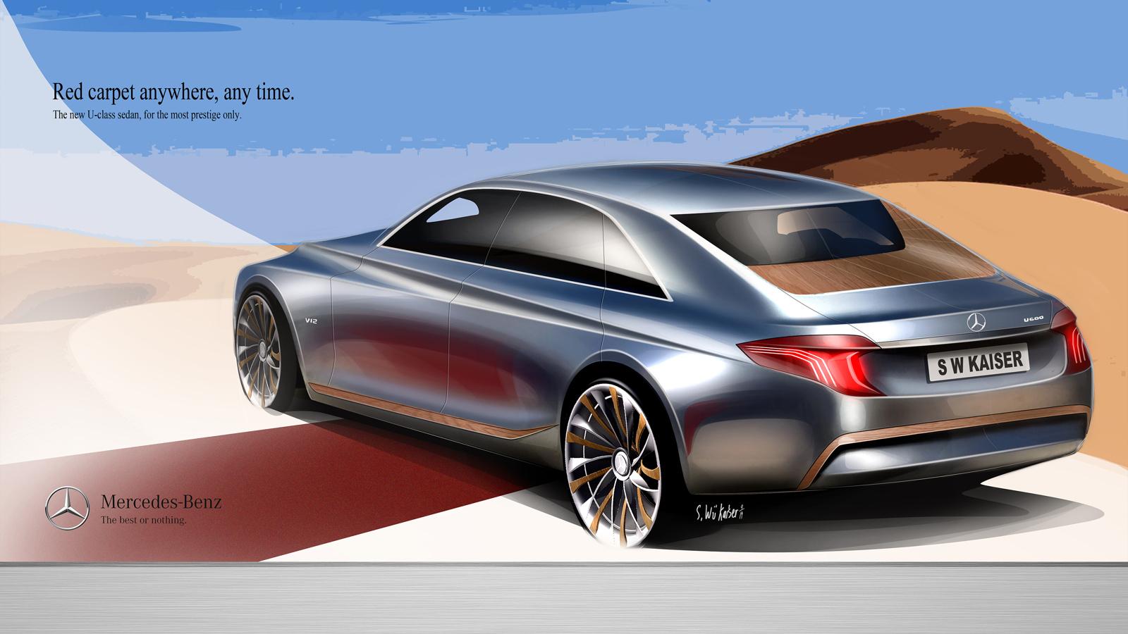 Mercedes Benz Ulus Concept 18 A