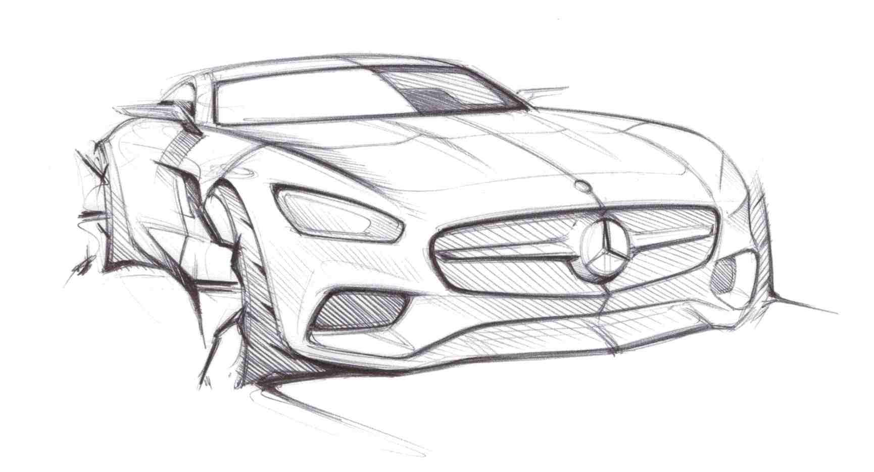 What Would The Mercedes Amg Gt Possibly Look Like