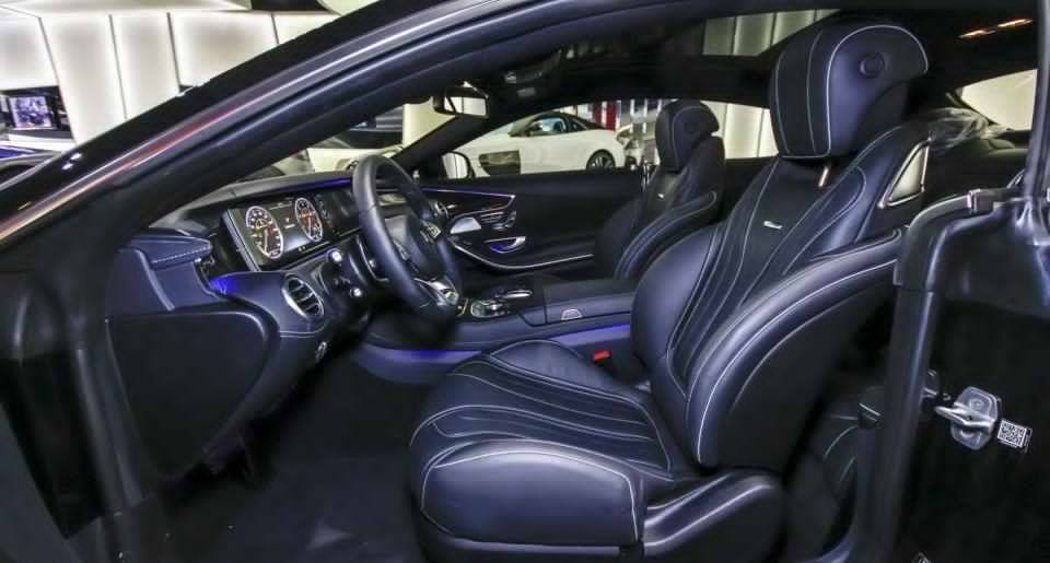 Brabus Mercedes S63 Amg Coupe 10 A