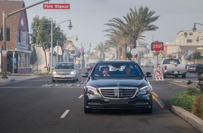 4 New Problems Encountered by Mercedes Self-Driving Cars