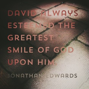 J Edwards on David