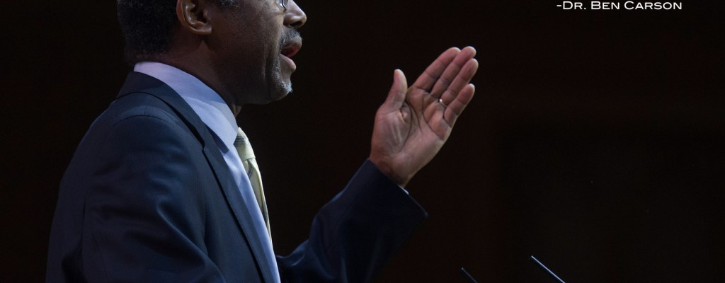 "Ben Carson's ""Take the Risk"""